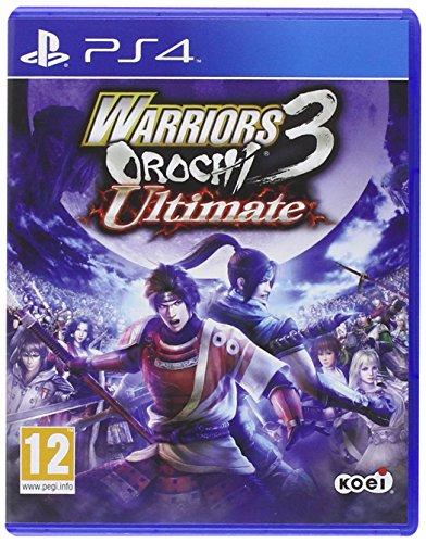 Warriors Orochi 3: Ultimate [Importación Italiana]