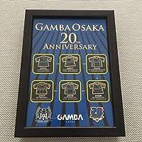ガンバ大阪 創立20周年ピンバッジセット