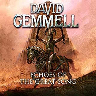 Echoes of the Great Song audiobook cover art