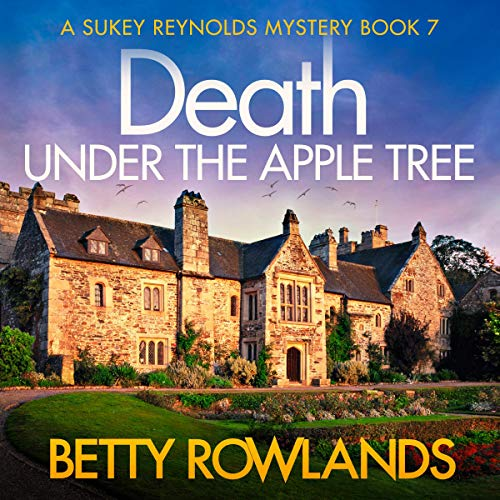 Death Under the Apple Tree audiobook cover art