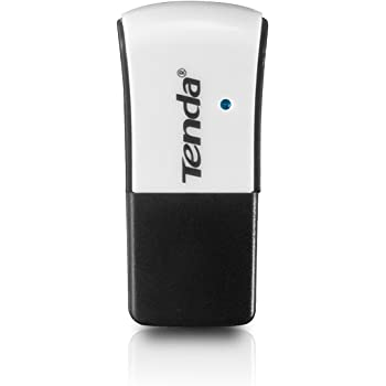 Tenda N150 Wireless WiFi Network Adapter-Nano Size,Plug and Play,Compatible with Windows XP/7/8/Vista/MAC OS(W311M)