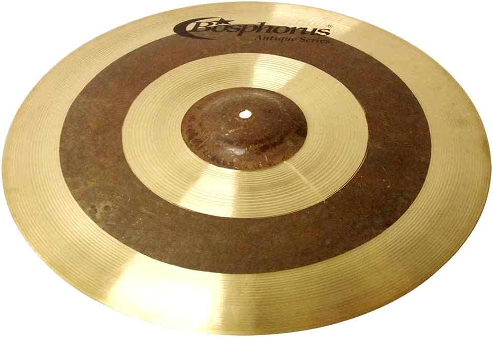 Bosphorus Cymbals Manufacturer regenerated product A17CP 17-Inch Antique Series SEAL limited product Cymbal Crash