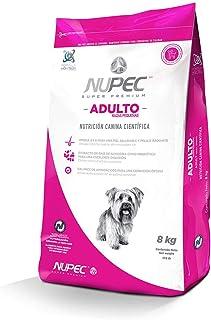 Nupec, Croquetas para Perros, Adulto Razas Pequeñas, 8 kg,