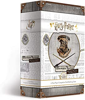 Harry Potter Hogwarts Battle Defence Against The Dark Arts | Competitive Deck Building Game | Officially Licensed Harry Potter Merchandise | Harry Potter Board Game