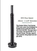 MFC Pour Spout 28mm - 1 1/8