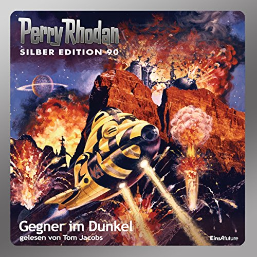 Gegner im Dunkel     Perry Rhodan Silber Edition 90. Der 12. Zyklus. Die Aphilie              By:                                                                                                                                 William Voltz,                                                                                        H. G. Francis,                                                                                        Ernst Vlcek,                   and others                          Narrated by:                                                                                                                                 Tom Jacobs                      Length: 17 hrs and 1 min     Not rated yet     Overall 0.0