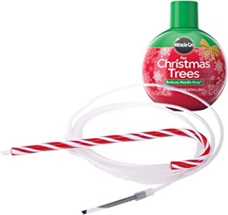 Santas Secret Miracle - New 2020 Watering Kit System Christmas Tree Preservative + Candy Cane Automatic Waterer | Made in USA