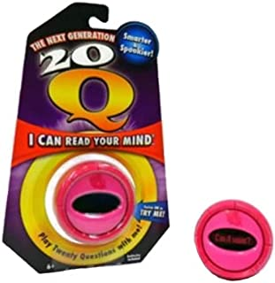 University Games 20 Questions Handheld Game - Pink