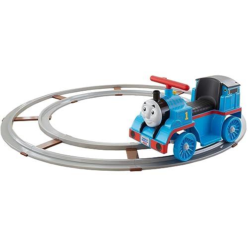 Power Wheels Thomas & Friends, Thomas Train with Track (Amazon Exclusive)