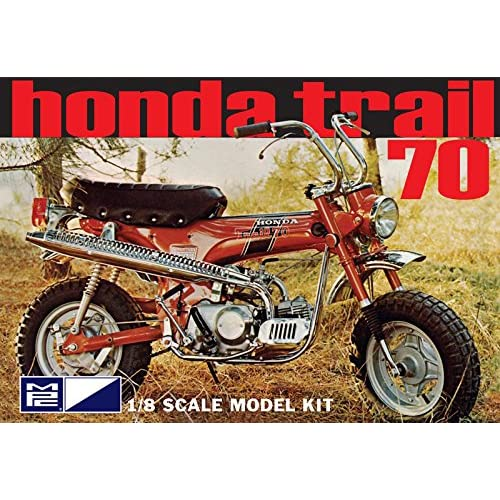 MPC833 Honda Trail 70 Motorcycle Kit 1//8 Scale by MPC
