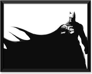 Serif Design Studios Batman Poster, Movie Poster, Minimalist Poster, Home Decor, College Dorm Room Decorations, Wall Art