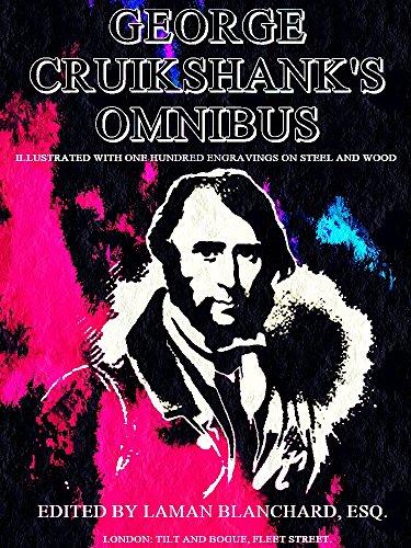 George Cruikshank's Omnibus (Illustrations) (English Edition)