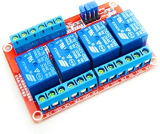 sainsmart 4 channel 5v relay module schematic