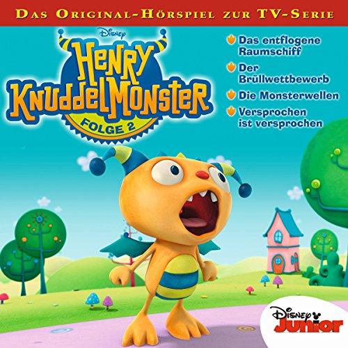 Henry Knuddelmonster 2 Titelbild