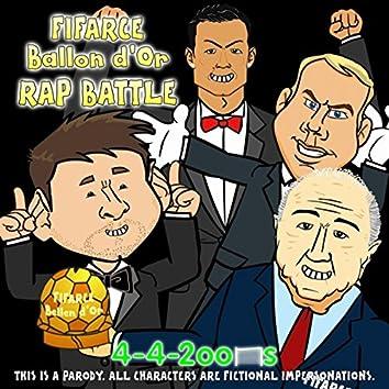FIFARCE Bellen d'Or Rap Battle