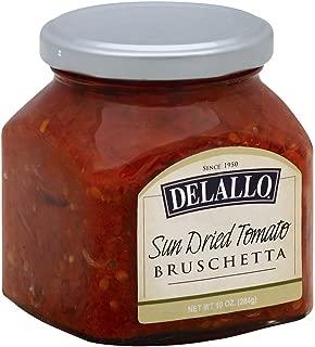DeLallo - Sun Dried Tomato Bruschetta, (3)- 10 oz. Jars