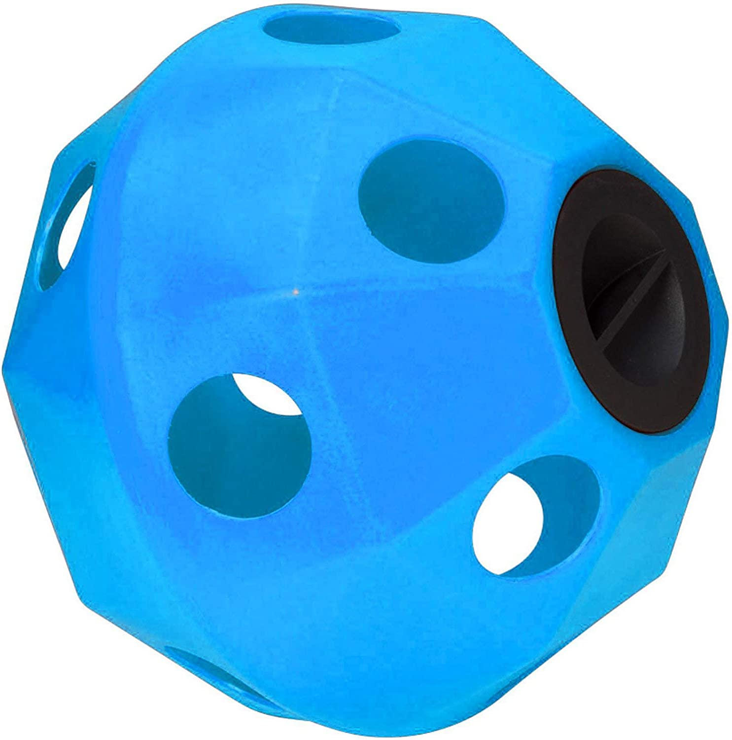 ProStable Hayball Large Holes Stable Toy One Size bluee
