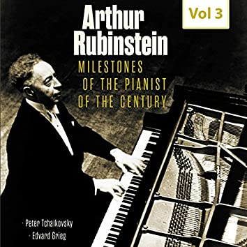 Milestones of the Pianist of the Century, Vol. 3