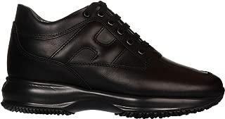 Hogan Luxury Fashion Womens HXW00N00010HQKB999 Black Sneakers   Season Permanent