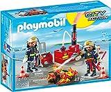 PLAYMOBIL - Equipo de Bomberos (5397), Multicolor Miscelanea