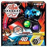 BAKUGAN, Juego de iniciación de Batalla con Criaturas transformadoras BAKUGAN, Aquos Garganoide, para Edades de 6 y más