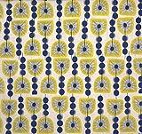 Lillestoff – Bio Jersey Stoff mit Citronella Blumen I Bio