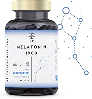 Amazon.es: melatonina pura
