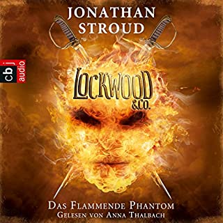 Das Flammende Phantom Titelbild