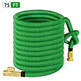 Best 75 Foot Garden Hoses - MoonLa 75ft Garden Hose, All New Expandable Water Review