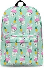 Children/'s backpack Flamingo with wishful name Kita