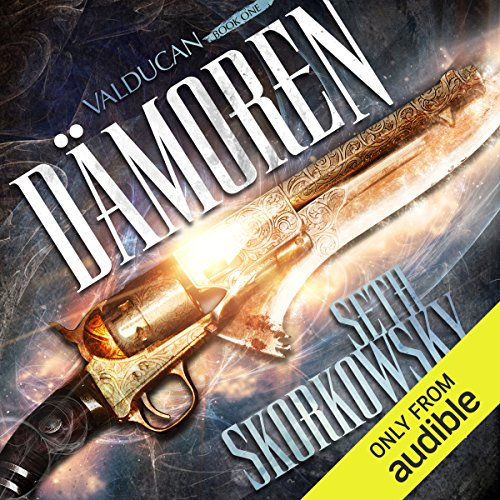Damoren audiobook cover art