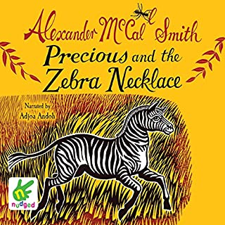 Couverture de Precious and the Zebra Necklace