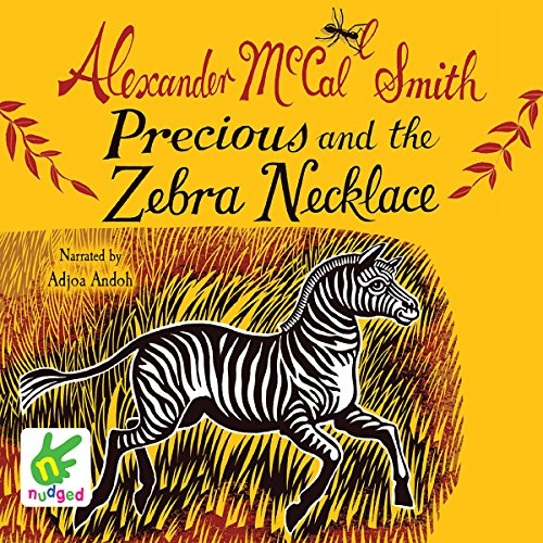 Precious and the Zebra Necklace audiobook cover art