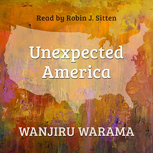 Unexpected America audiobook cover art