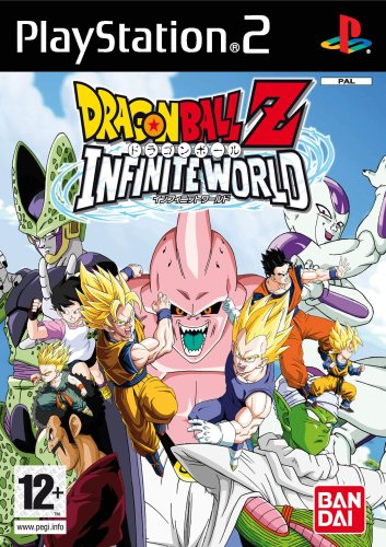 Namco Bandai Games Dragonball Z Infinite World