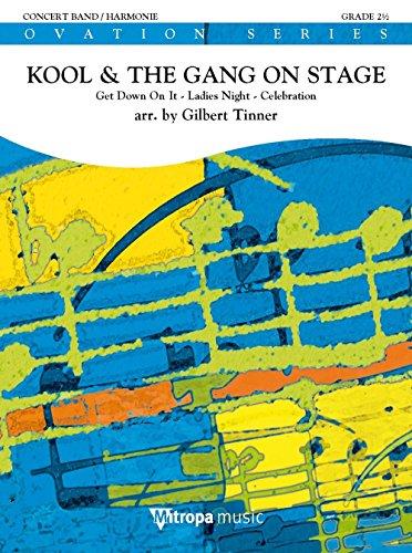 KOOL & THE GANG ON STAGE