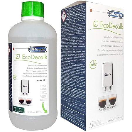 Delongi détartrant pour machines à café EcoDecalk 16.90fl.oz-500ml(5 applications) Par doubles+