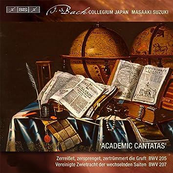 Bach: Secular Cantatas, Vol. 4 (Academic Cantatas)