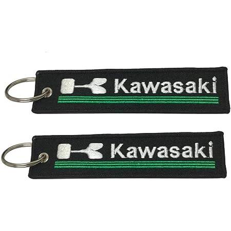 Keyrings Für KAWASAKI Z300 Motorrad Schlüsselanhänger Schlüsselbund Keychains