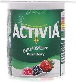 Activia Mixed Berry Yoghurt - 120 gram