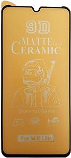 9D Ceramic Matte Film Screen Protector Xiaomi Mi 9 Lite - Black - 2 Pcs