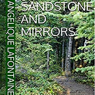 Sandstone and Mirrors audiobook cover art