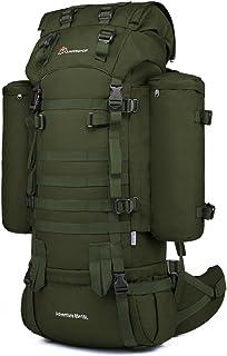 comprar comparacion Mardingtop 65/65+10L Mochila Táctica Militar Mochila de Asalto para Senderismo Acampada Senderismo Outdoor, Gran Capacidad...