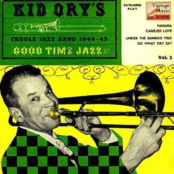 "Vintage Belle Epoque Nº 24 - EPs Collectors, ""Good Time Jazz Vol-2"""