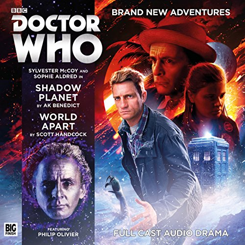 DOCTOR WHO SHADOW PLANET WORLD APART AUDIO CD: No. 226