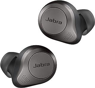 Jabra Elite 85t trådlösa earbuds - Jabra Advanced Active Noise Cancellation™ med lång batteritid och kraftfulla högtalare...