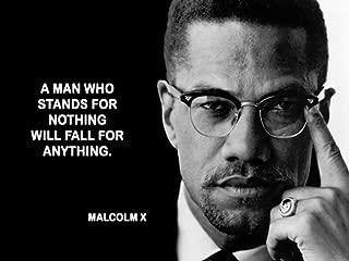 Malcolm X 24X36 New Printed Poster Rare #TNW521631