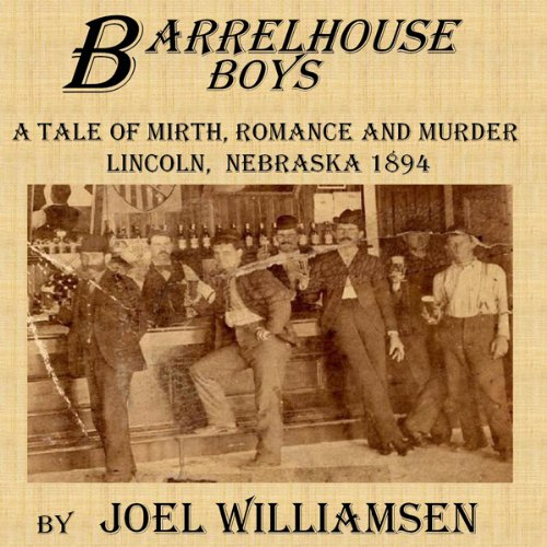 Barrelhouse Boys audiobook cover art
