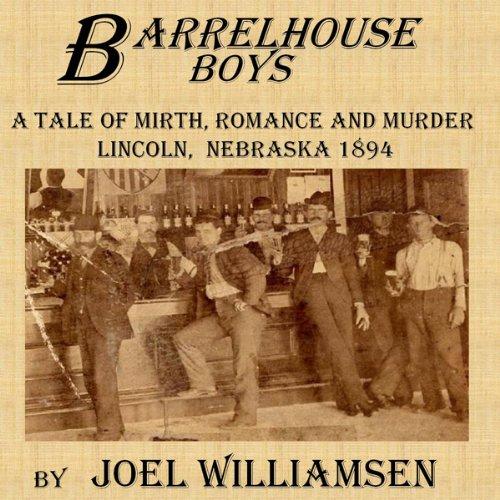 Barrelhouse Boys audiobook cover art