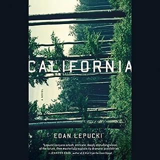 California audiobook cover art